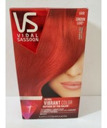 Vidal Sassoon 6RR Runway Red London Luxe ProSeries Permanent Hair Color ... - $22.72