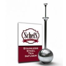 Schefs Premium Tea Infuser - Light Weight Stainless Steel - Large Capaci... - €11,62 EUR