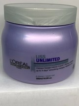 L'Oreal Professional Liss Unlimited Masque, 16.9 fl. oz. - $45.53