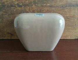 Royal Haeger Pottery Design 4347 Brown Square V... - $49.99