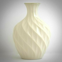 Lenox China Swirl Vase 24K Gold Rim Richmond Collection Retired Wedding ... - $29.65