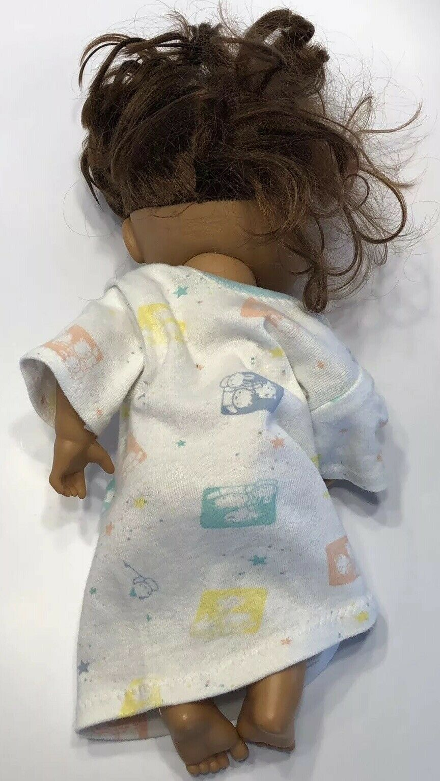 Baby Alive 2010 Drink & Wet Doll with 2 Teeth and Nightgown Doll Toy image 4