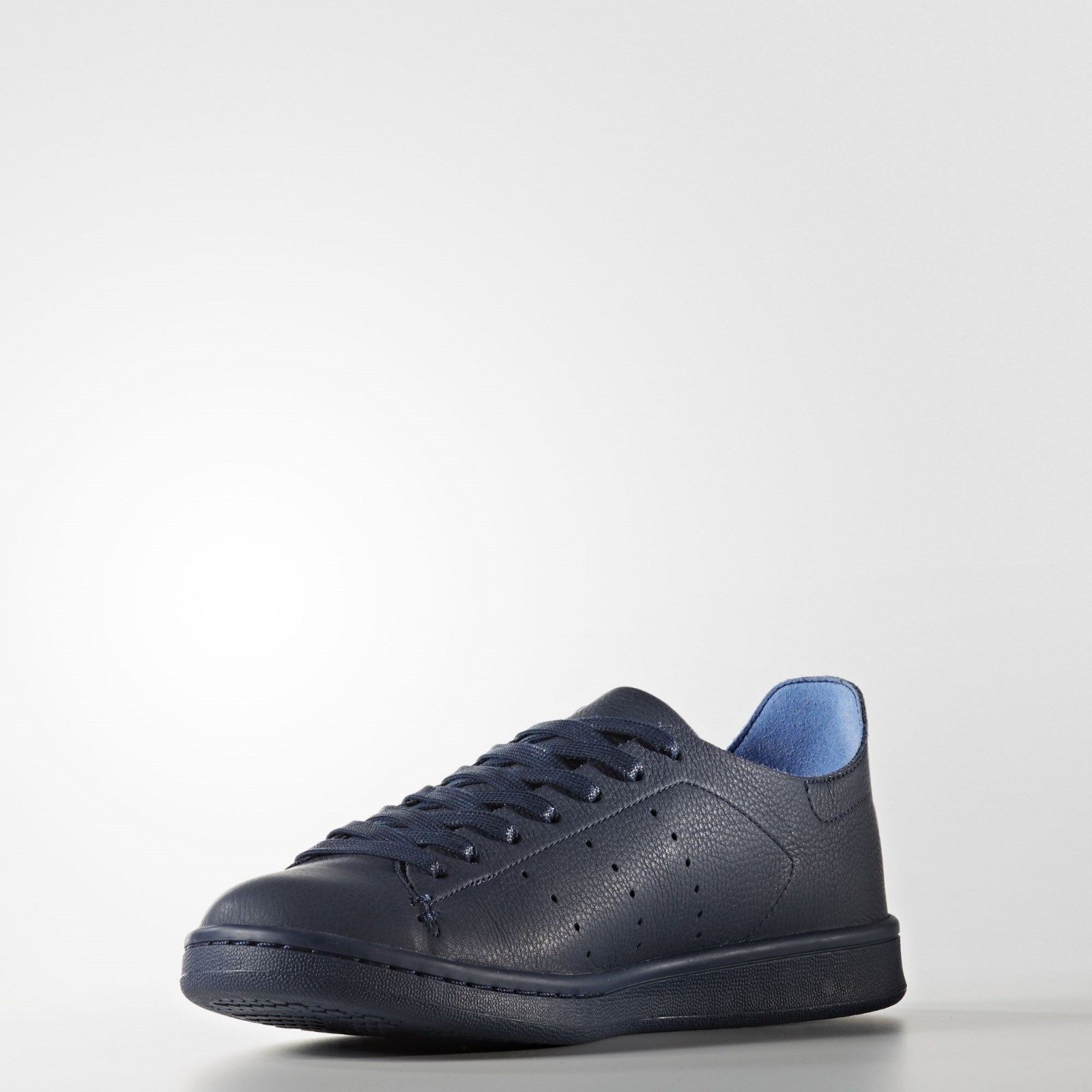 new styles 100f7 30965 Adidas Originals Men s Stan Smith Leather Sock Shoes Siz 9.5 us BZ0231 LAST  PAIR