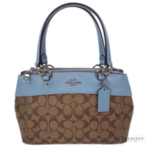 COACH Brooke Carryall In Signature Canvas  - $159.00
