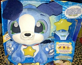 Starshine Watchdogs Blue Dog Orion Remote Control Star Light Helps Fear ... - $39.99