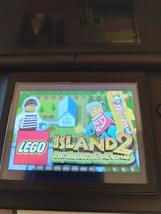Nintendo Game Boy Advance GBA LEGO Island 2: The Brickster's Revenge image 1