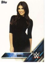 2016 Topps WWE Then, Now, Forever #110 Cathy Kelley NM-MT - $0.99