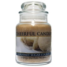 A Cheerful Giver Gourmet Sugar Cookie Jar Candle, 6-Ounce - $13.12
