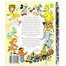 A Little Golden Book Walt Disney Winnie-the-Pooh Meets Gopher 101-42 1st Edition image 2
