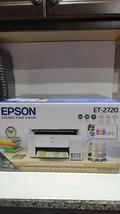 Epson ECOTANK ET-2720 Wireless All-In-One Supertank Color Printer - White  - $274.99