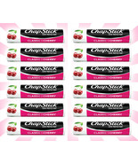 12 ChapStick Classic Cherry Lip Balm .15 OZ - $13.85