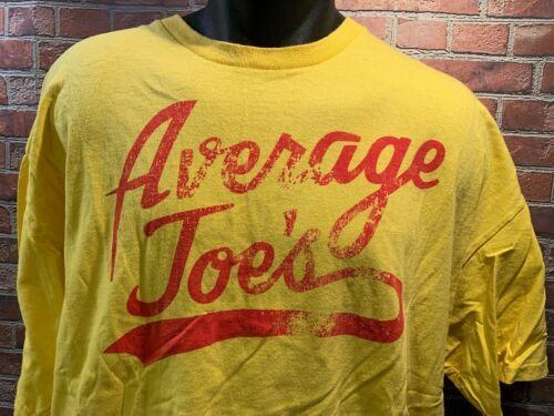 AVERAGE JOE'S Dodgeball Movie T-Shirt Size 2XL