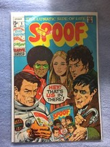 Spoof The Lunatic Side Of Life (Marvel, 1970) #1 Comic Book - $13.10