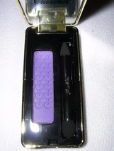 Guerlain Ecrin 1 Couleur Long Lasting Eyeshadow Matte 11 DEEP PURPLE NWOB - $24.75