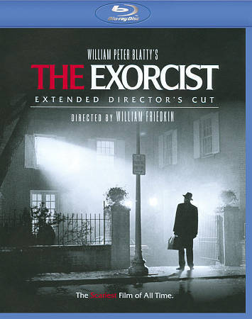 The Exorcist: The Version Youve Never Seen Extended Director's Cut (Blu-ray)