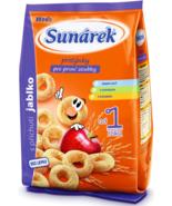 Sunarek Organic teething rings snacks: APPLE flavor 50g FREE SHIPPING - $6.39