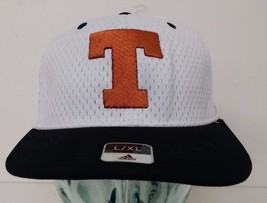 Adidas 2014 Tennessee Volunteers White & Black, Size L/X, Flat Hat - $12.64