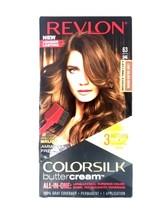 Revlon Color Silk Butter Cream Permanent Hair Color Light Golden Brown H... - $10.39