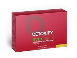 Detoxify Ever Clean Cleansing Program – Honey Tea Flavor – 5 x 4oz bottles | Pro image 1