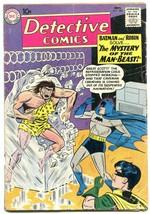 DETECTIVE COMICS #285-BATMAN-MAN-BEAST G/VG - $37.83