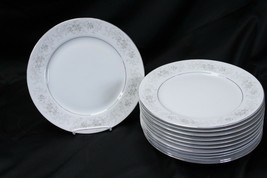 """Camelot Carrousel Dinner Plates 10.25"""" Lot of 12 - $78.39"""