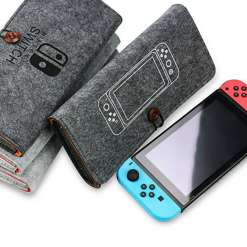 Primary image for Nintendo Switch Fashion Soft Case Protective Cover Carry Bag Container SC01 bF01