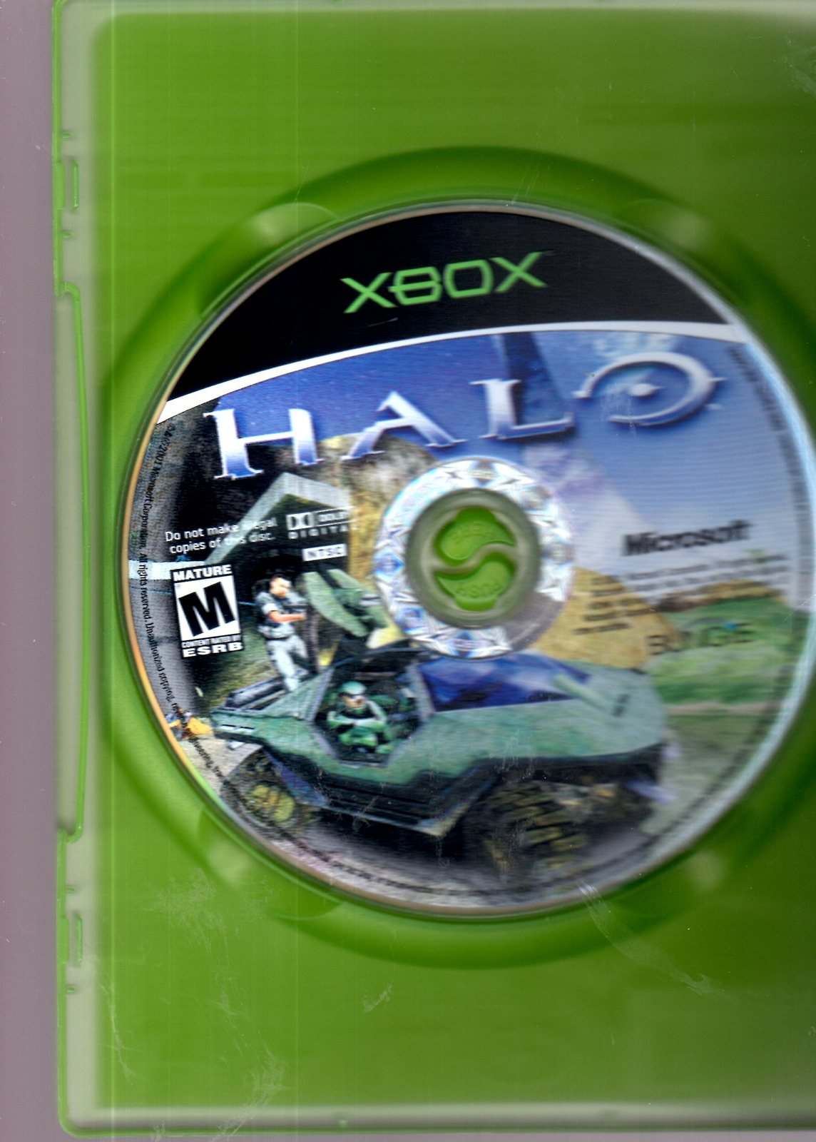 XBOX - HALO COMBAT EVOLVED
