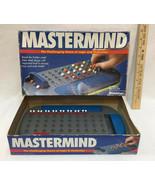 Mastermind Board Game 1996 Pressman 2 Players 8+ Challenge Logic Deduction - $8.90