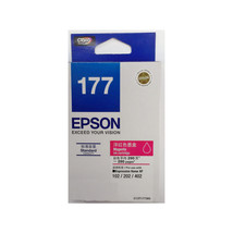 Epson 177 Ink Cartridge (for XP-225/XP-422) - Magenta Ink - $19.99