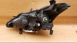 13-15 Nissan Altima Sedan Halogen Headlight Lamp Passenger Right RH image 6