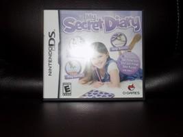 My Secret Diary (Nintendo DS, 2009) EUC - $25.11