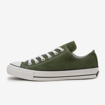 CONVERSE ALL STAR 100 CORDUROY OX Green Chuck Taylor Limited Japan Exclu... - $130.00