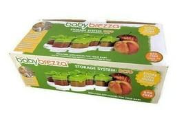 Baby Brezza Octo Baby Food Storage System Green - NEW  - $17.81