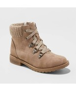 Girls' Leilani Ankle Boots - Cat & Jack™ Tan 6 - $13.10