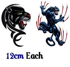 Panther C2 Temporary Tattoos  - $11.00