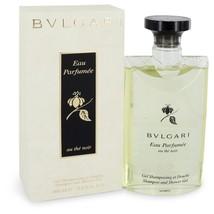 Bvlgari Eau Parfumee Au The Noir By Bvlgari Shower Gel 6.8 Oz For Women - $35.32