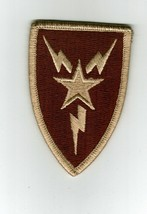 3rd Signal Brigade Patch Army Desert TAN:MD10-1 - $3.85