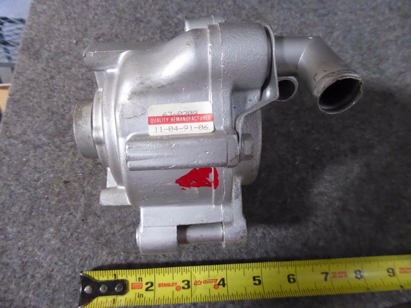 79-5043 GM Smog Pump, Remanufactured By Arrow