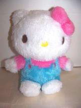 """9"""" Fuzzy Hello Kitty Plush toy - $6.32"""