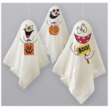 "3 Whimsical Ghosts Hanging Halloween Balloon Decorations 33"" - €2,89 EUR"