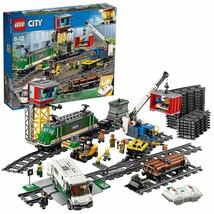 LEGO City Treno Di Merci Controllo Telecomando Bluetooth Di 10 Velocità ... - $509.67