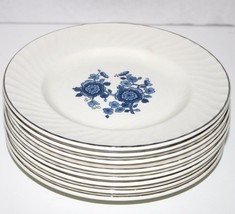 Enoch Wedgwood Tunstall LTD. Royal Blue Ironsto... - $4.94