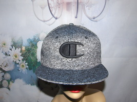 Champion hat Gray-Black Cotton NWOT - $9.95