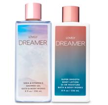 Bath & Body Works Lovely Dreamer Body Lotion + Shower Gel Duo Set - $26.34