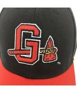 Gwinnett Braves Atlanta Braves Farm Team MILB Baseball Cap Hat Blue Red - $29.69