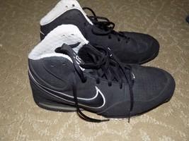 Nike MAX Air Black 345000-004Size 11.5 Men's EUC - $79.79
