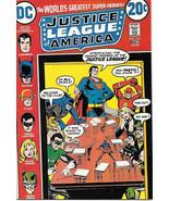 Justice League of America Comic Book #105, DC Comics 1973 VERY FINE- - $17.34