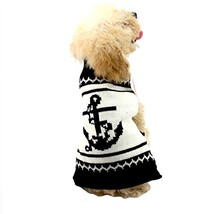NACOCO Dog Sweater Pet Anchor Costume Halloween Christmas Holiday Party ... - $18.32