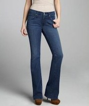 James Jeans Ladies Nostalgia Reboot Skinny Boot Cut Jeans Size 26 RRP £195 - $159.10