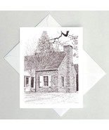 Stone Cottage Note Cards, Eleanor Roosevelt, Val-Kill - $4.00+